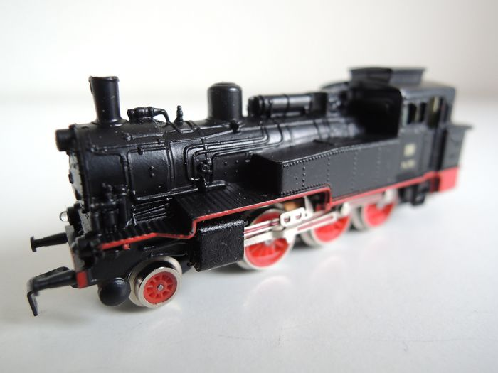 Märklin Z - 8895 - Tender locomotive - BR 74 - DB