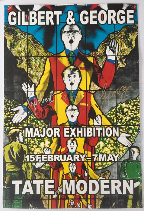 Gilbert & George  - Major Exhibition