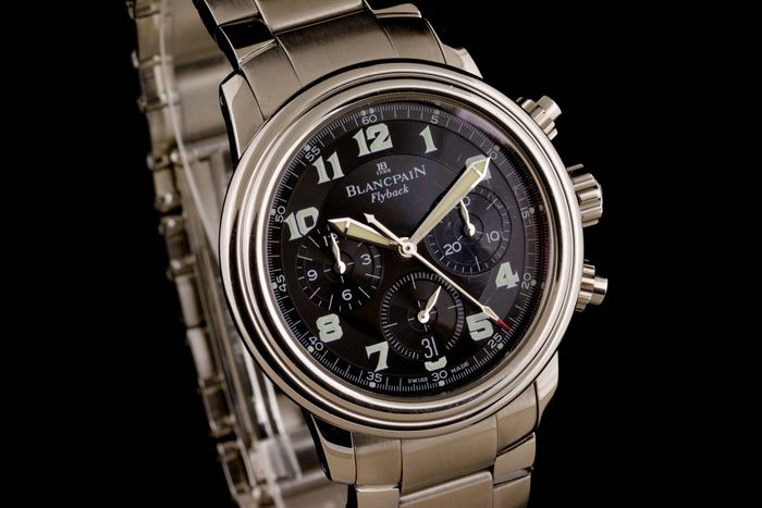 Blancpain - Flyback Chronograph Automatic - Hombre - 2011 - actualidad