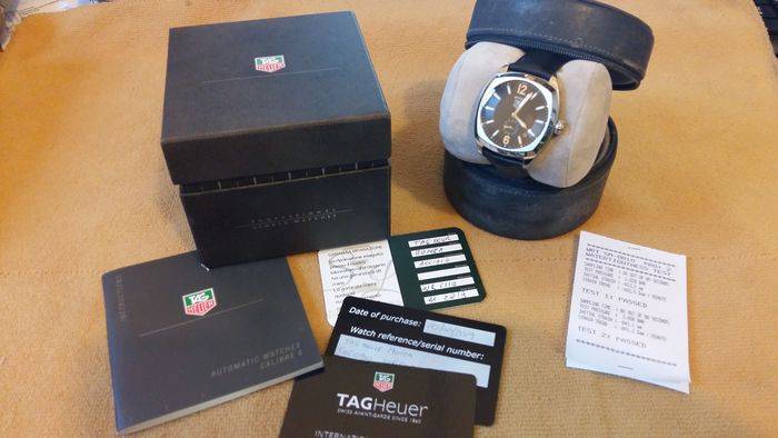 TAG Heuer - Monza - Ref. WR2110 - Unisex - 2011 - actualidad