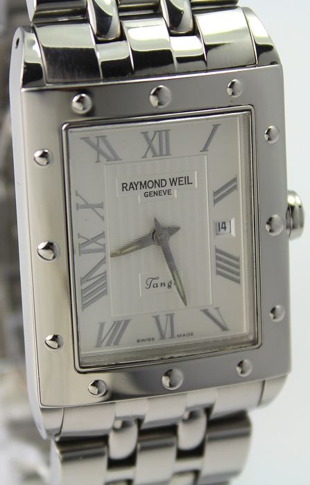 "Raymond Weil - Swiss Made Excellent Condition - Tango ""NO RESERVE PRICE""  - Hombre - 2000 - 2010"