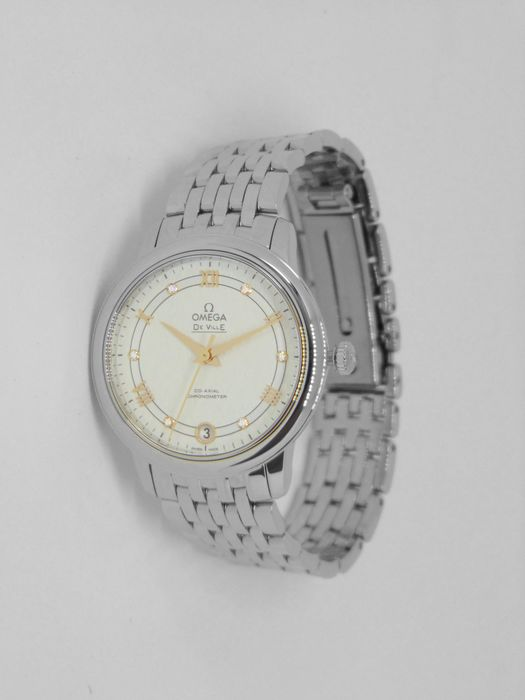 Omega - [No Customs Tax in EU] Prestige Diamonds Co-Axial - 424.10.33.20.52.001 - Mujer - 2011 - actualidad
