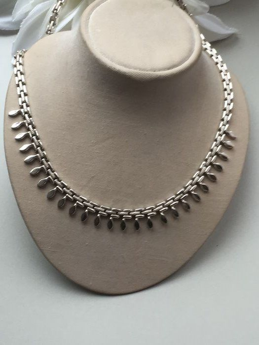 choker - 835 Silver - Necklace