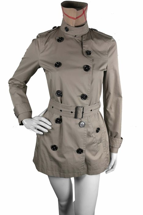 Burberry Brit - Short Trench coat - Size: S - IT40