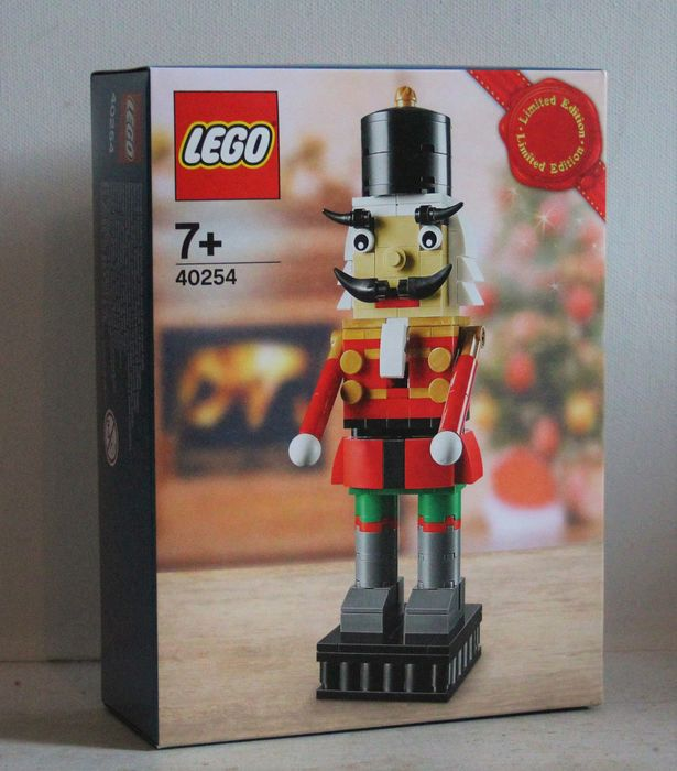 LEGO - Creator - Figuur/beeld Christmas Nutcracker Limited Edition Exclusive Set 40254 - Denemarken