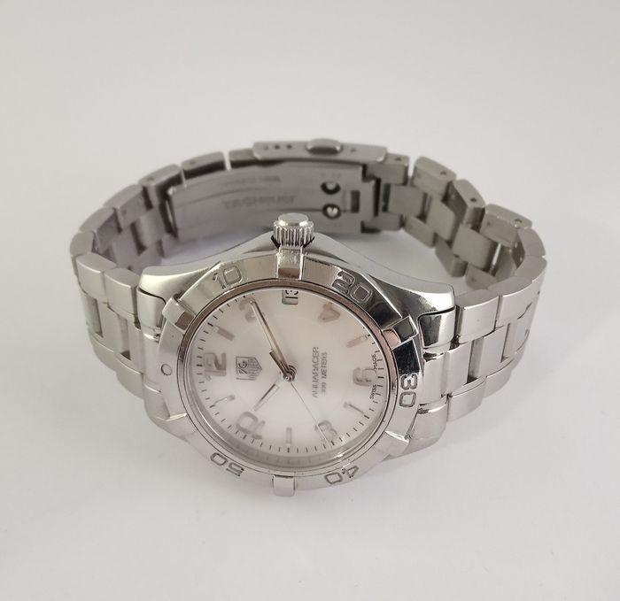 TAG Heuer - Aquaracer Mother of Pearl Edition - WAF1311 - Unissexo - 2000-2010