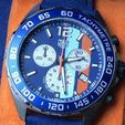 Watch Auction (Tag Heuer)