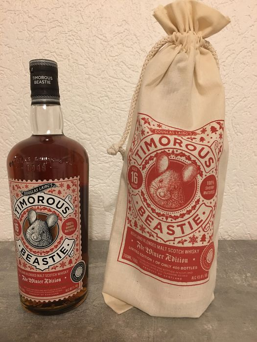 Timorous Beastie 16 years old - The Winter Edition - Douglas Laing - 0.7 Ltr