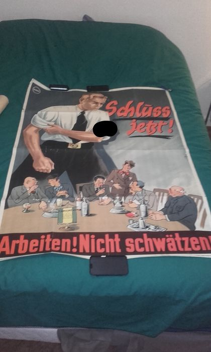 Germany - Administration - Poster