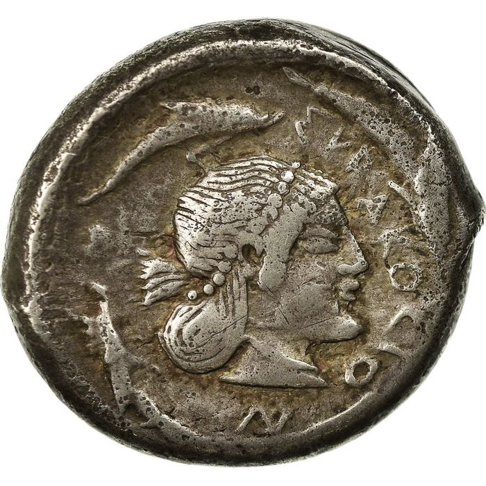 Greece (ancient) - Sicily, Syracuse. AR Tetradrachm, Hieron I, 478-466 BC - Silver