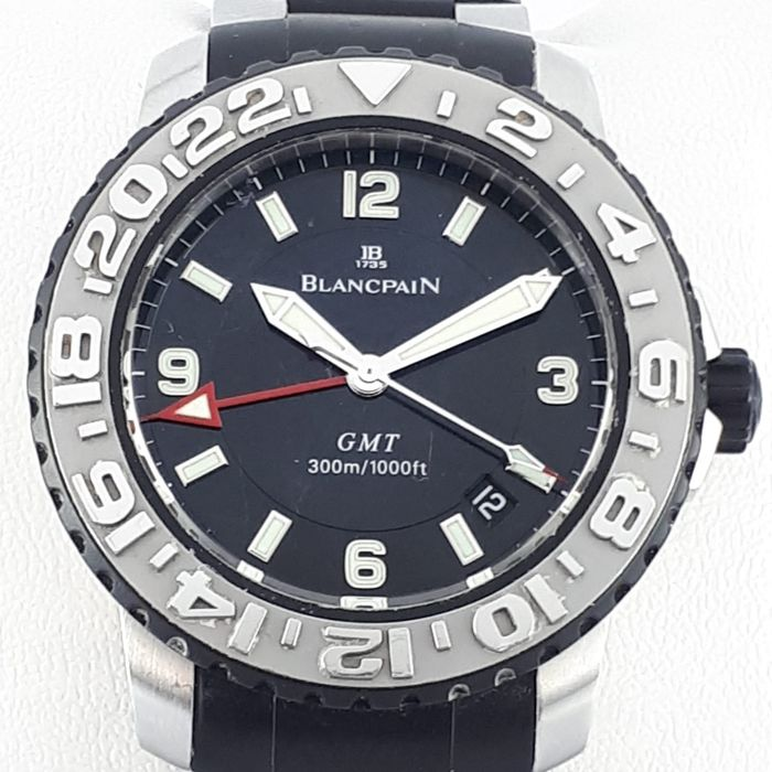 Blancpain - Fifty Fathoms GMT Concept 2000 Limited. - Herren - 2000-2010
