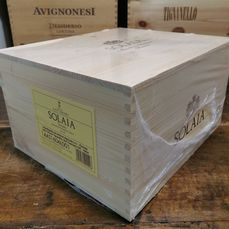 2016 Marchesi Antinori Solaia - Toscana IGT (100/100 RP and JS) - 6 Bottles (0.75L)