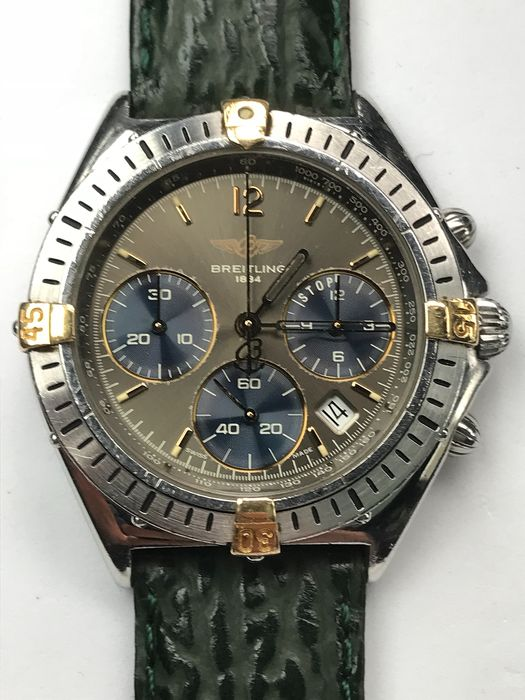 "Breitling - Windrider Chronographe - ""NO RESERVE PRICE"" - B55045 - Hombre - 1990-1999"