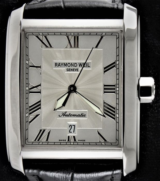 Raymond Weil - DON GIOVANNI - XL Automatic - Swiss Beauty - Ref. No: 2672-ST - Excellent Condition - Warranty - Hombre - 2011 - actualidad