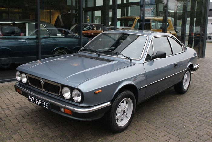 Lancia - Beta Coupe 1600 - 1982