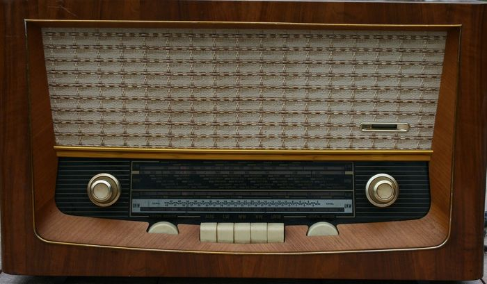 Weimar - 4680 - Radio Tube