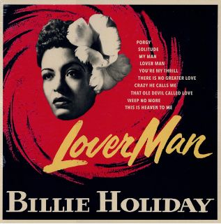 Billie Holiday - Three albums,  : Stay with me, Lover man, Solitude - LP Album, LP's - 2016/2019