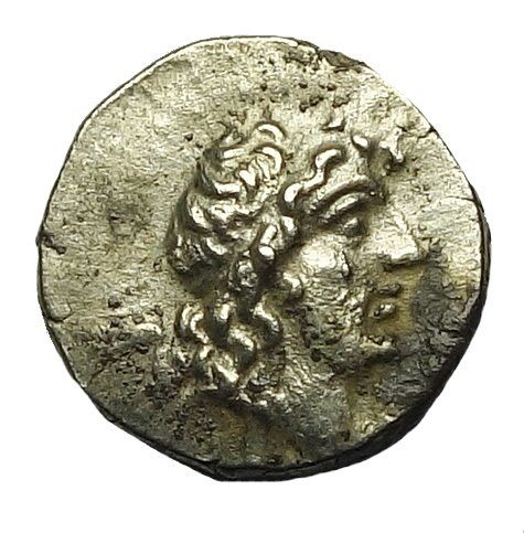 Greece - Kings of Cappadocia. AR Drachm, Ariarathes IX Eusebes Philopator, C. 100-85 BC - Silver