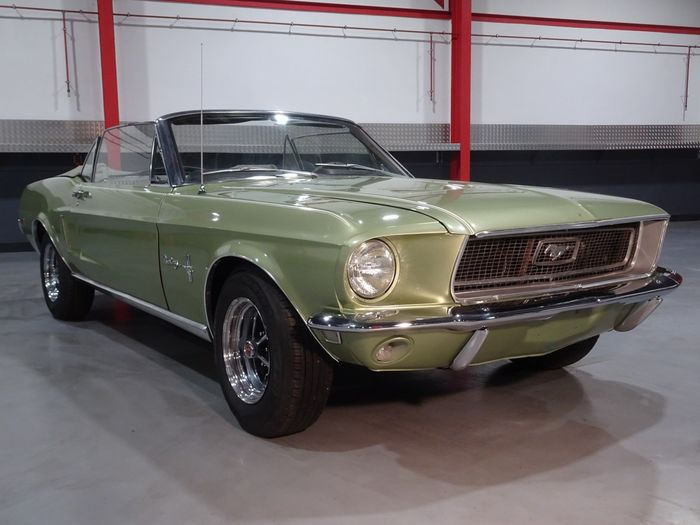 Ford - Mustang Convertible 289CI V8 C-Code - NO RESERVE - 1968