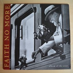 Faith No More - Album Of The Year - LP Album - 1997