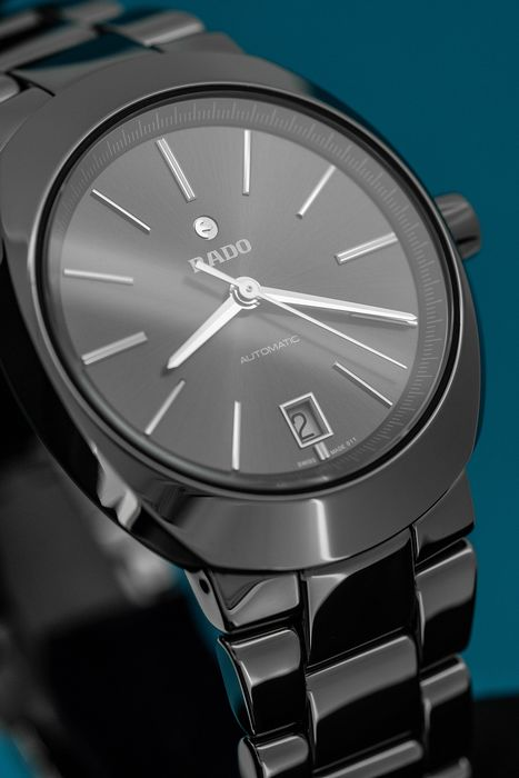 Rado - Automatic D-Star Plasma Ceramic 38mm  - R15762112 - Unisex - BRAND NEW
