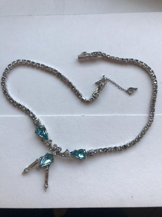 BOGOFF silver - Necklace, Necklace with pendant