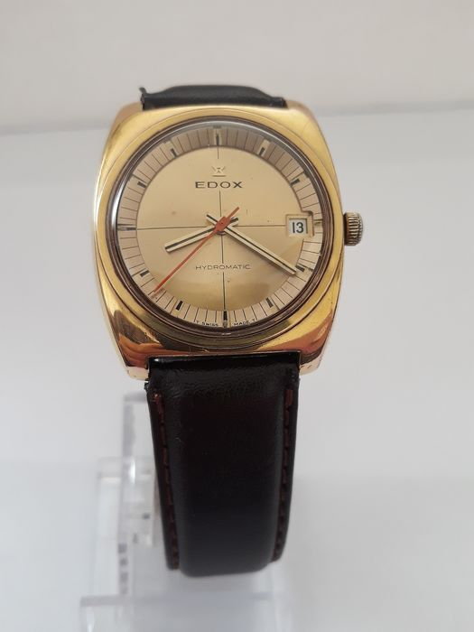 Edox - Hydromatic - Men - 1970-1979