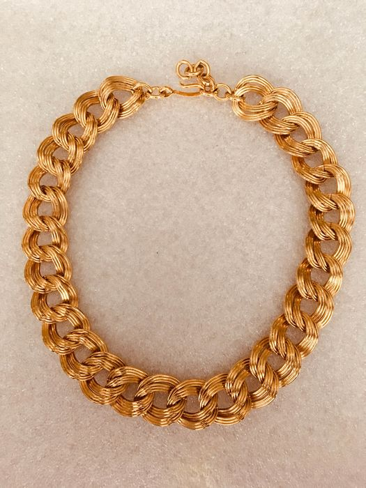 MONET Gold-plated - Necklace