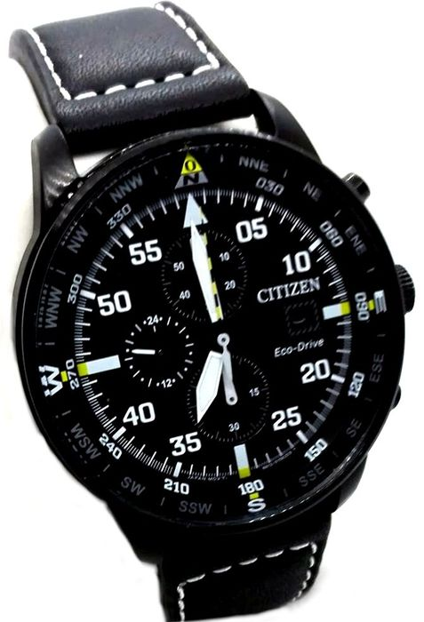Citizen Professional Crono Aviator Eco Drive Limited Catawiki