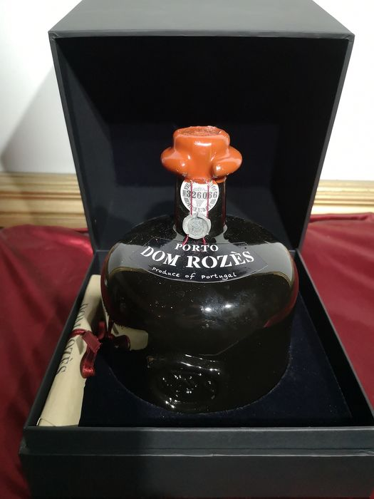 Dom Rozès - Over 40 years old Tawny Port - 1 Fles (0.75L)