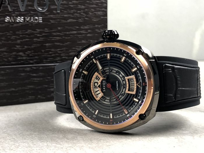 """Savoy - Epic Continuous Limited Edition - F8202H-02E-RB01 - """"NO RESERVE PRICE"""" - Men - 2011-present"""