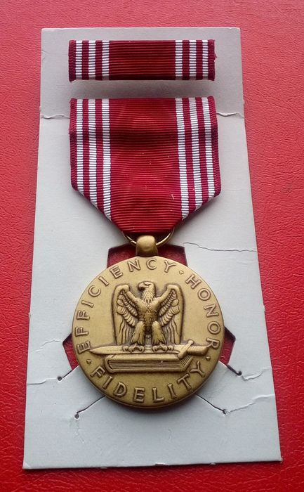 United States - Army/Infantry - Medal, Good Conduct Medal (United States) 1941 - 1941