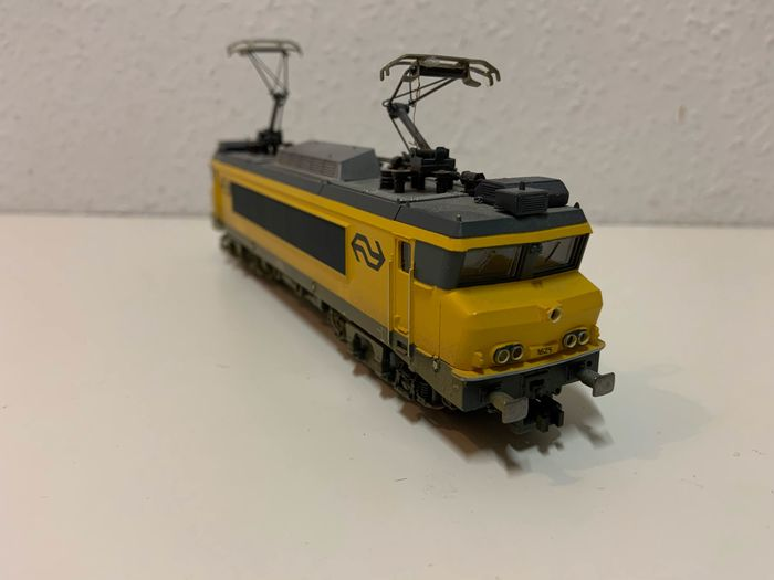 Roco H0 - 43495 - Electric locomotive - Digital & weathered - NS