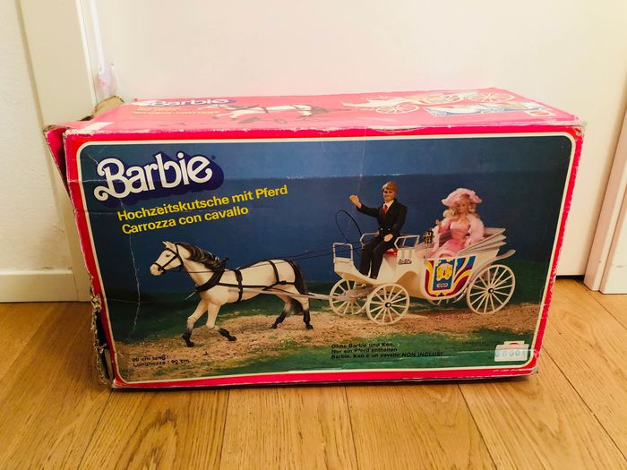 Mattel - carriage