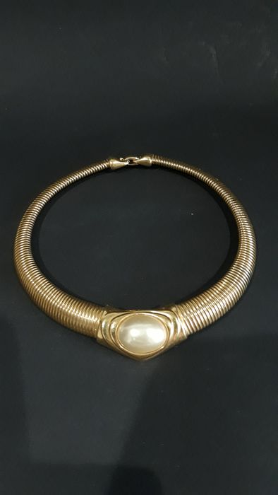 NAPIER  Gold-plated - Necklace