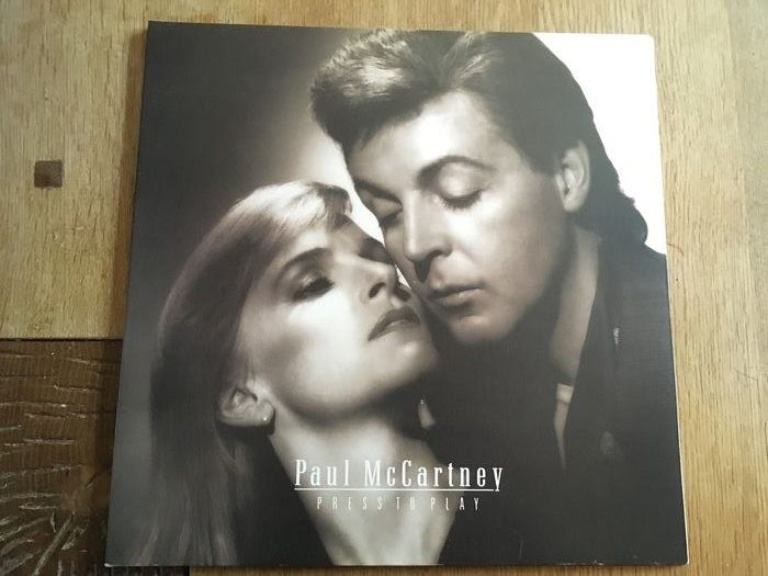Paul McCartney & Related - Multiple titles - LP's - 1971/1989