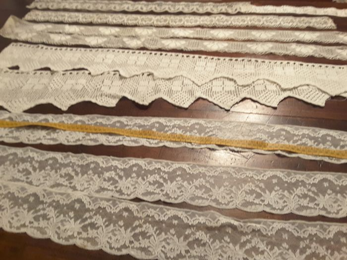 lace (5) - Cotton - First half 20th century