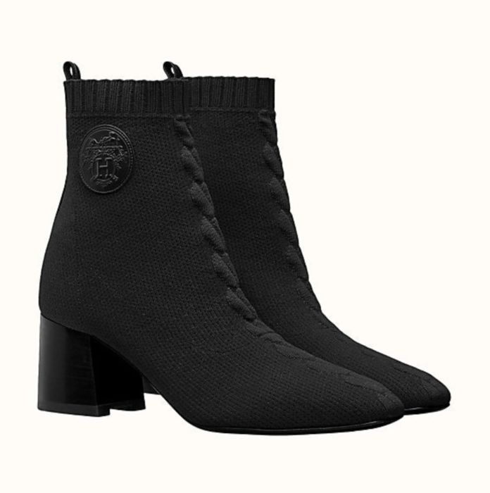 Hermès - VOLVER 60 ANKLE BOOTS Boots - Size: FR 37