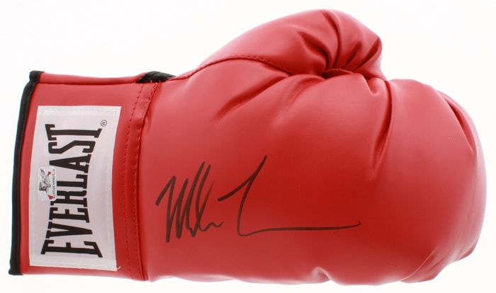 Boxing - Mike Tyson - 2005 - Boxing glove