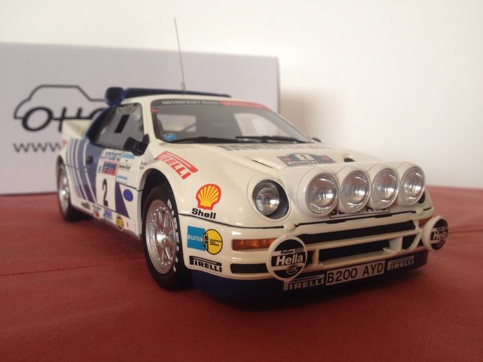 Otto Mobile - 1:18 - Ford RS200