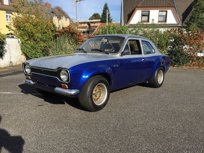 Ford - Escort Twin Cam  - 1969