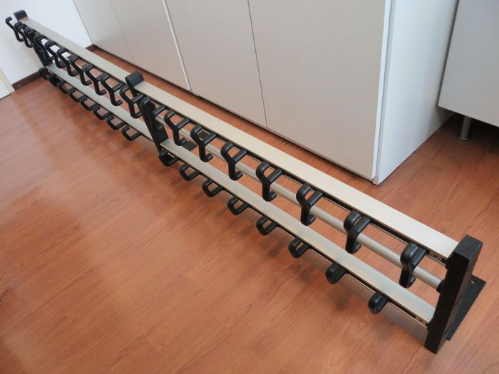 Coat rack Industrial from Esch Tertio Series (1)