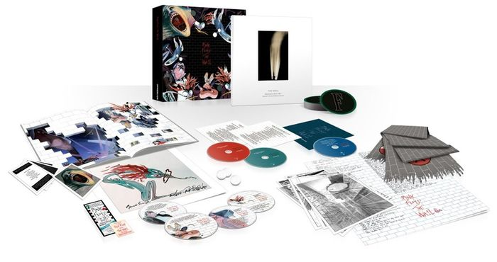 Pink Floyd & Related - The Wall Immersion Box Set - Book, Box set, Picture, Postcard, Tour- book, Various media - 2012