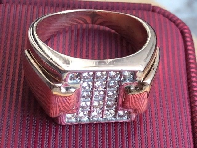 Hand Made - 18 quilates Oro - Anillo - 0.60 ct