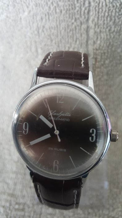 "GUB Glashütte - Spezimatic cal.75 - ""NO RESERVE PRICE""  - 655602 - Men - 1970-1979"