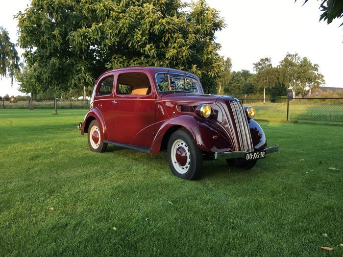 Ford - Ten (Anglia) - 1937