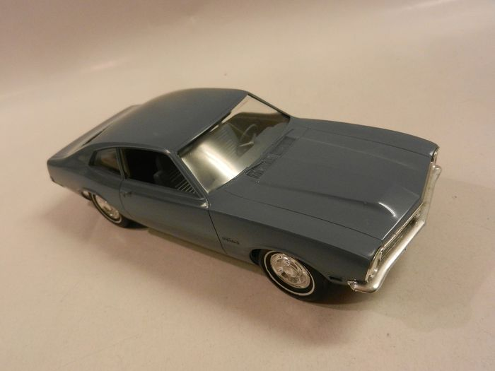 Jo-Han - 1:24 - Ford Maverick 1972 USA promo
