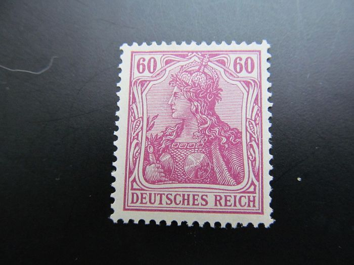 German Empire - DR, Michel No. 92I, 1905