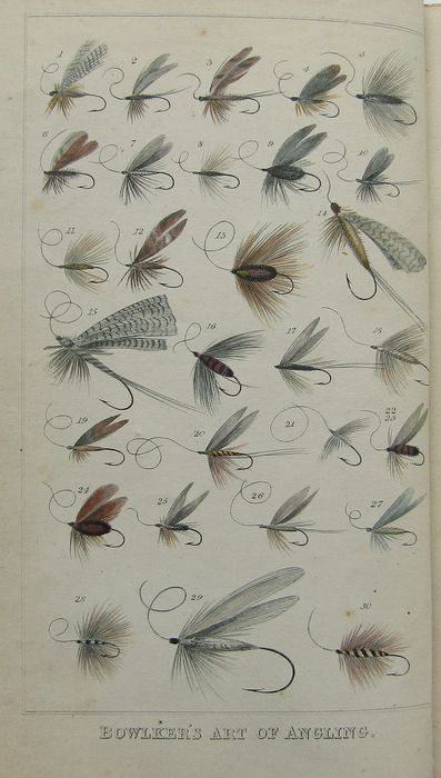 Charles Bowlker  - The Art of Angling  - 1839