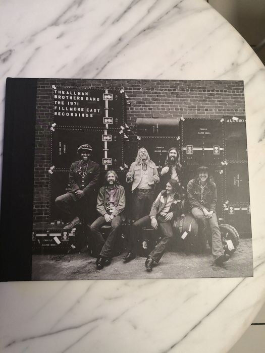 """The Allman Brothers band  - """"The 1971 Fillmore East Recordings"""" CD Box Set  - CD - 2014"""